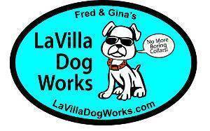 LaVilla Dog Works - No More Boring Collars