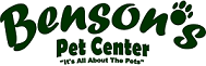 Benson's Pet Center