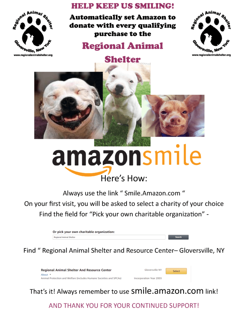 keep us smiling amazon smile